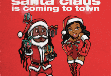 Damar Jackson - Santa Claus Is Coming To Town