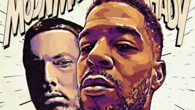 Kid Cudi feat. Eminem - The Adventures Of Moon Man & Slim Shady