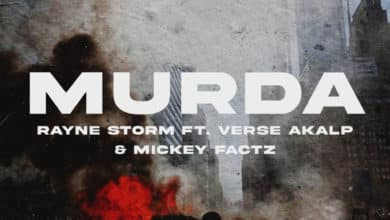 Photo of Rayne Storm feat. Verse Akalp & Mickey Factz – Murda
