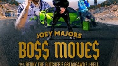 Joey Majors feat. Benny The Butcher & Grea8Gawd - Boss Moves