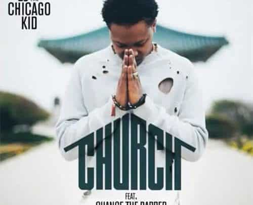 BJ The Chicago Kid - Church cover