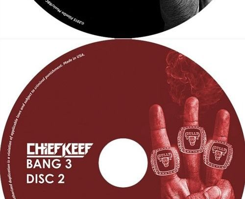 Chief Keef - Bang 3 Disc 2 cover