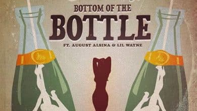 Curren$y - Bottom Of The Bottle cover