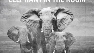 CyHi The Prynce - Elephant In The Room cover