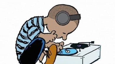 DJ MLK - Goodnight Don't Exist In Atl 8 cover