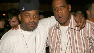 Dame Dash and Jay-Z