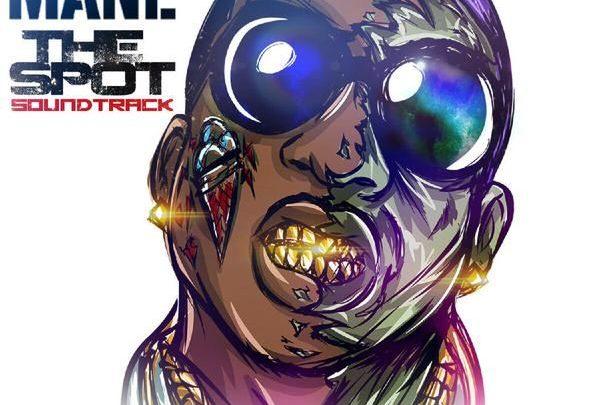 Gucci Mane - The Spot Soundtrack cover
