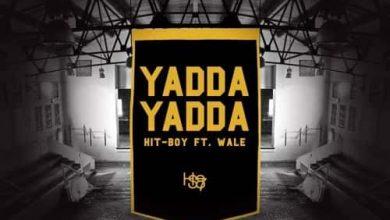 Hit-Boy - Yadda Yadda cover