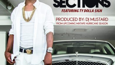 Hurricane Chris - Sections cover