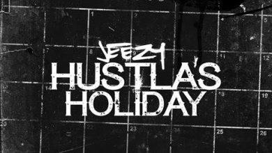 Jeezy - Hustla's Holiday cover