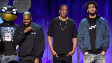 Kanye West Jay Z J Cole