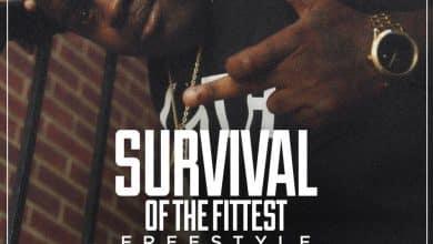 Kidd Kidd - Survival Of The Fittest (Freestyle) cover