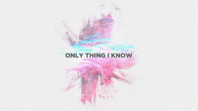 Only Thing I Know cover