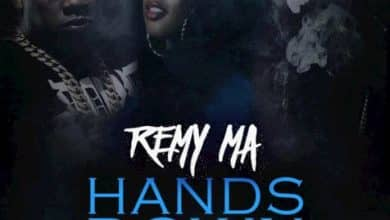 Remy Ma - Hands Down cover