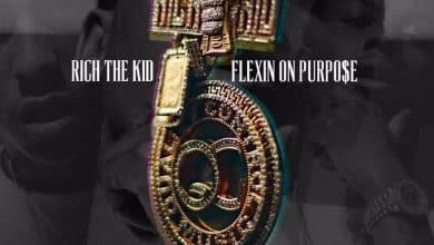 Rich The Kid - Flexin On Purpose cover