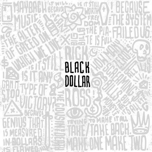 Rick Ross - Black Dollar cover