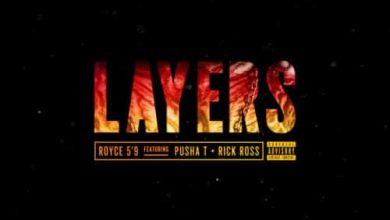 Royce Da 5'9 - Layers cover