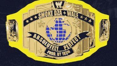Smoke DZA & Wale - Absolutely Perfect cover