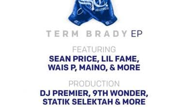 Termanology - Term Brady EP cover