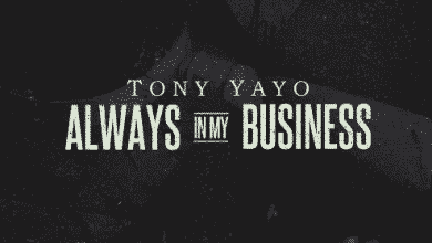 Tony Yayo - Always In My Business cover