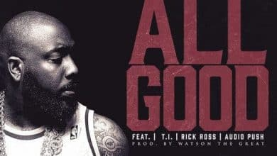 Trae Tha Truth - All Good cover
