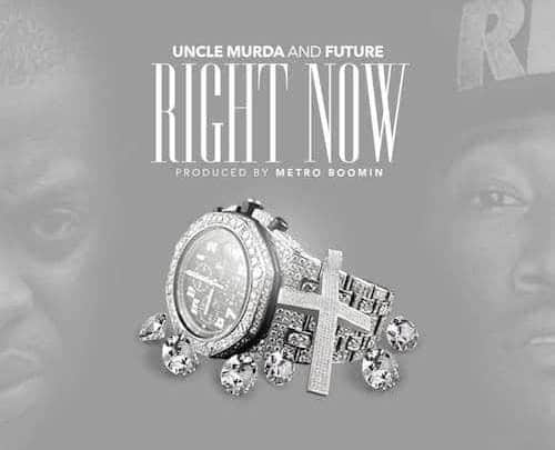 Uncle Murda - Right Now cover