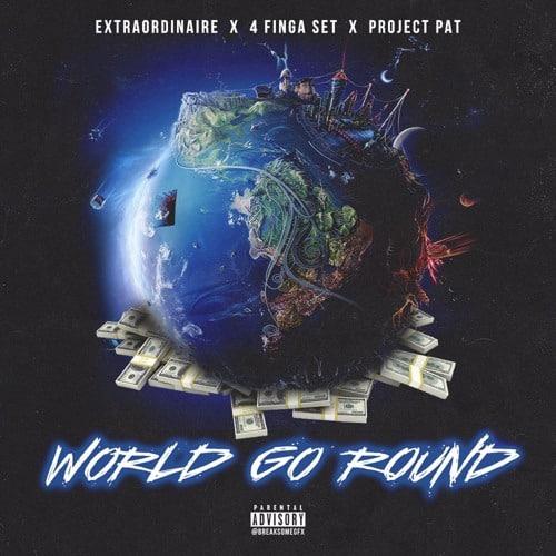World Go Round cover