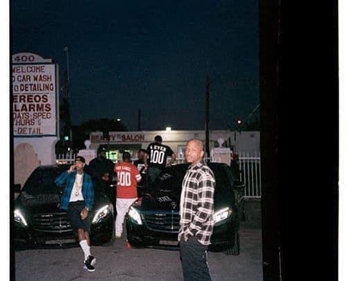 YG - I Wanna Benz cover